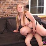 Image Maja nimfomana sex la webcam cu prieten dotat