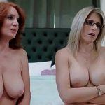 Image Sex cu doua mature din Porno futute de pustan