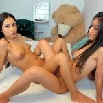 Image Porno la videochat cu doua romance super sexy